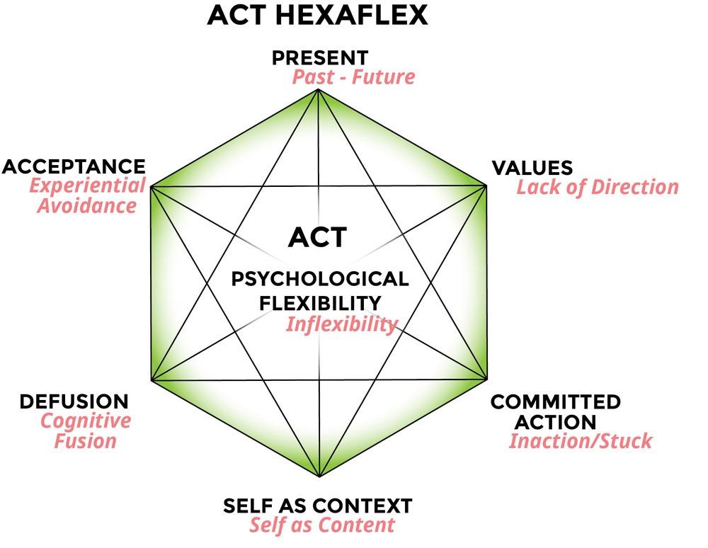 ACT psychodeliki