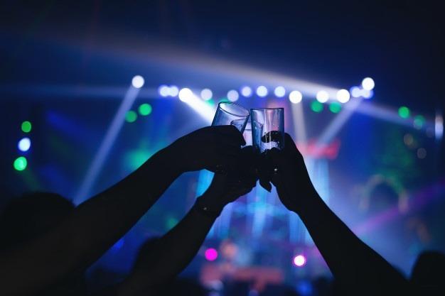 alkohol impreza