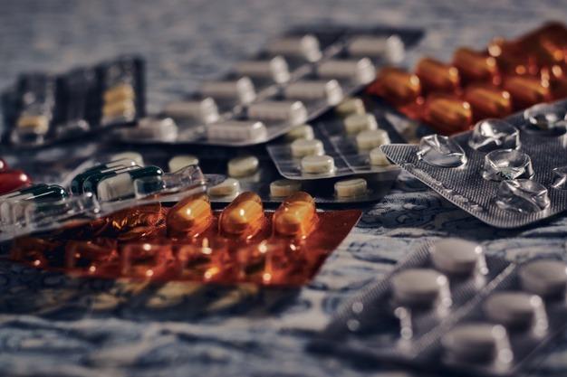 leki blistry
